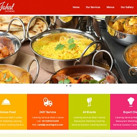 Online Catering Store