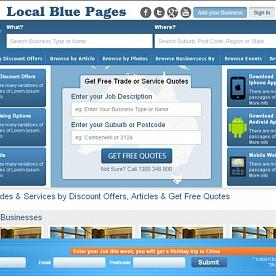 LocalbluePages