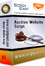 Auction Website Script