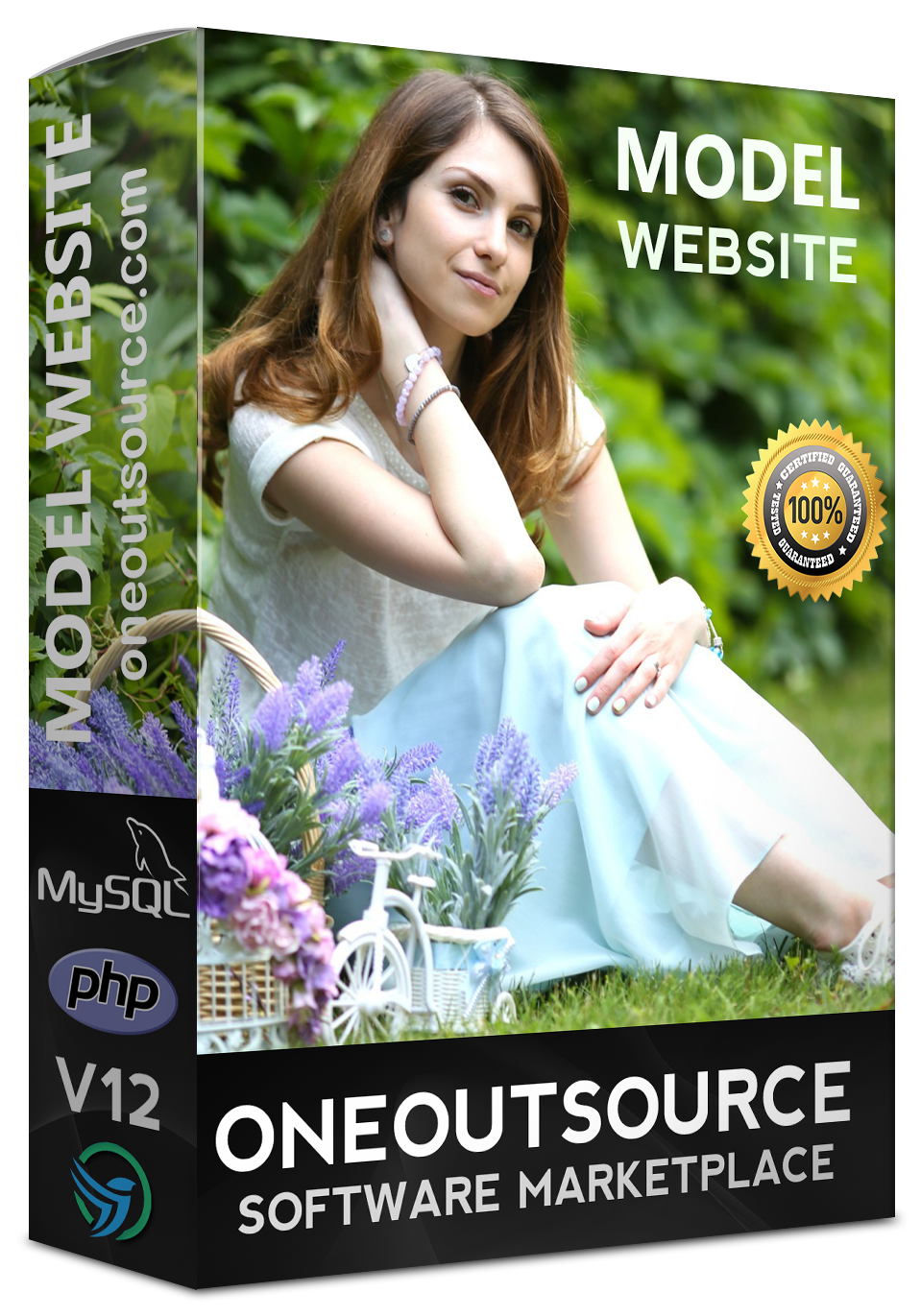 model website php scripts software