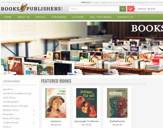 Books And Publishers
